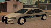 2001 Dodge Intrepid El Quebrados Police