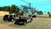 San Andreas State Patrol Pack (black, white, grey)