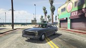 Glendale Station Wagon [Add-On/Replace/Tunning]