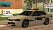 2005 Declasse Merit Dillimore Police Department