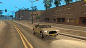 2012 Dodge Charger San Andreas State Patrol