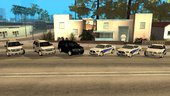 San Andreas State Patrol Pack (Green Arches)
