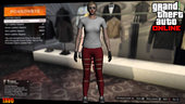 Skin Female #1 from GTA V Online