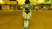 Dragon Ball Xenoverse 2 Female Saiyan Default Pack