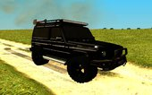 Mercedes-Benz G500 Off-Road Short