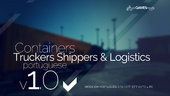 Maritime Containers Operating In Portugal [replace] V1.0