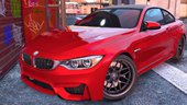 BMW M4 F82 2015 [Add-On / Replace | Animated] v1.1