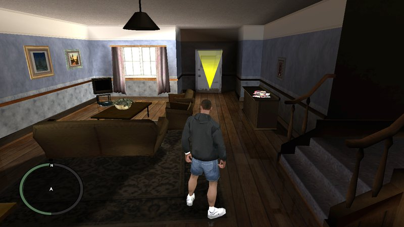 GTA San Andreas Fix Graphical GTA IV HUD Mod - GTAinside com