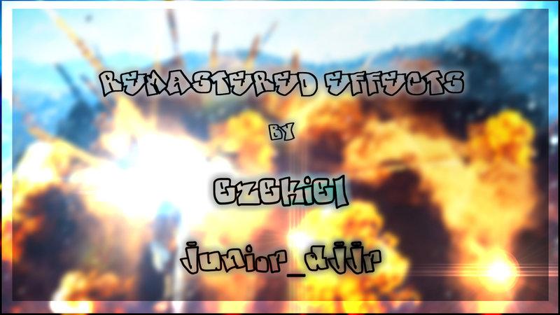GTA San Andreas GTA SA Remastered Effects Mod - GTAinside com
