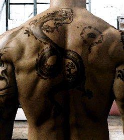 Wei Shen Sleeping Dogs Tattoos