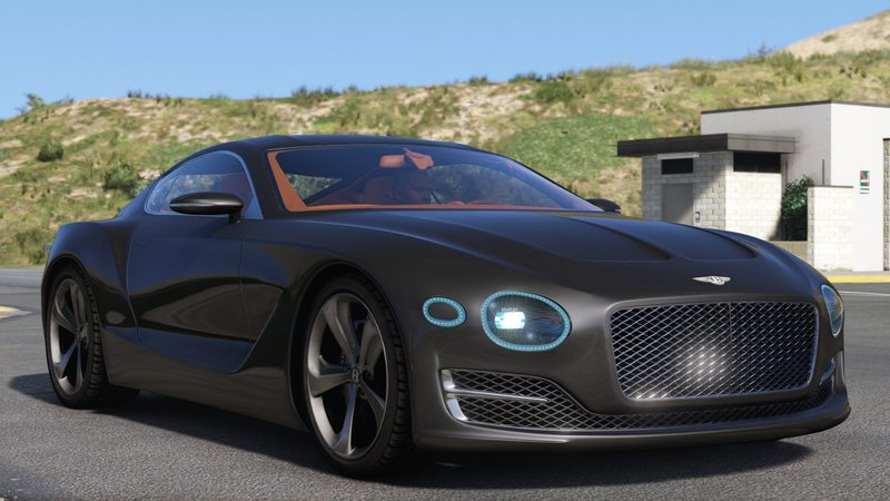 Gta 5 Bentley Exp 10 Speed 6 Replace Mod Gtainside Com