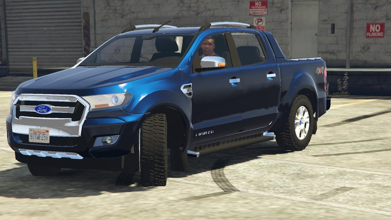 gta 5 2017 ford ranger limited mod. Black Bedroom Furniture Sets. Home Design Ideas