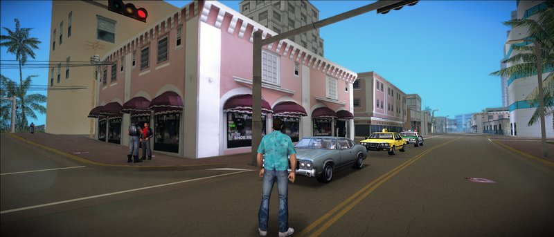 GTA Vice City Vice City Remastered 1 4 Mod - GTAinside com
