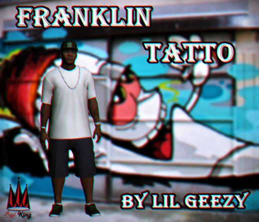 Franklin GTA 5 Tattoo