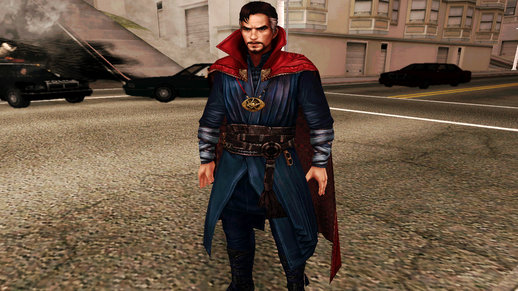 Marvel Future Fight - Dr. Strange (Movie)