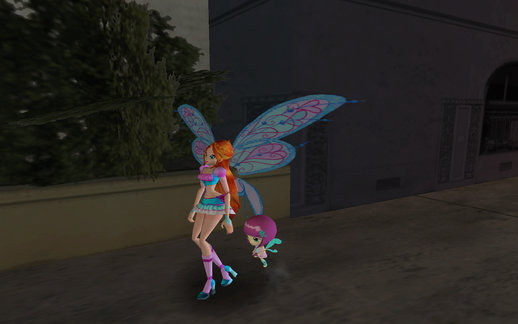 Lockette Pixie from Winx Club Join the Club