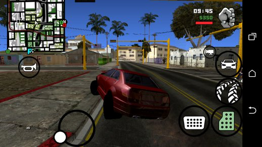 GTA lV/V Handling for Android