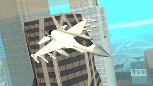 GTA V P-996 LAZER DFF ONLY FOR ANDROID