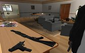Strapped Up Living Room