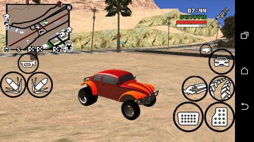 GTA V Bfinjection For Android No Txd