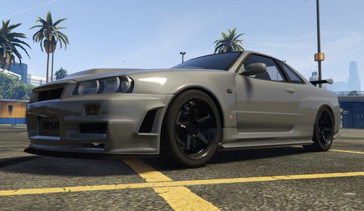 2005 Nissan Skyline Nismo Z-Tune [Add-On / Replace | Livery]