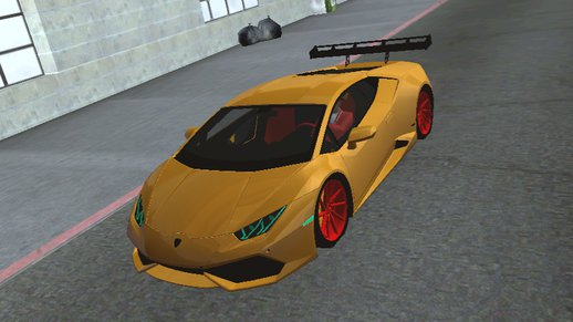 Lamborghini Huracan Dff Only For Android