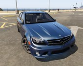 2014 Mercedes-Benz C63 AMG W204 [Add-On / Replace | Tuning] 1.0