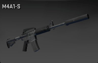 CS:GO M4A1-S Sounds