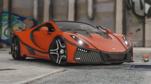 2016 GTA Spano [Add-On | Auto Spoiler | Template]