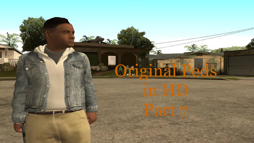 Original HD Peds Pack (part 7)
