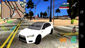 GTA V Karim Kuruma Armored dff only no txd