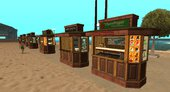 Kiosks From GTA V