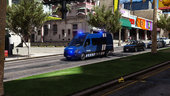 Portuguese Public Security Police UI/CI - Mercedes Sprinter [ Replace/AddOn/ELS ] v1.0