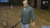 Jason Voorhees Part III from Friday The 13th