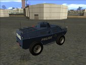 SWAT Van APC Edit From GTA IV EFLC - TBOGT