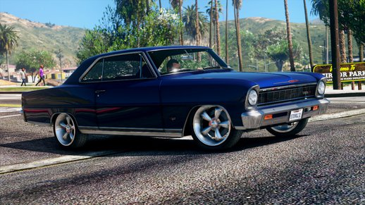 1966 Chevrolet II Nova SS [Replace | Tuning | HQ] 2.0