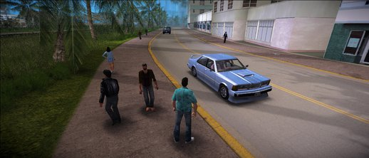 Vice City Remastered 1.4