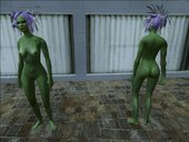 Skin Khorah Orc Nude From The Elder Scrolls V Skyrim