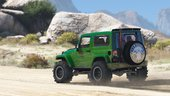 Jeep Wrangler Unlimited 3 Door JK 2013 [Add-On | Tuning] 1.0