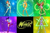 Winx Transformation from Winx Club