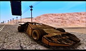 GTA V Bf Buggy Ramp (DLC Import/Export)