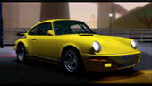 1987 RUF CTR Yellowbird (911 930)