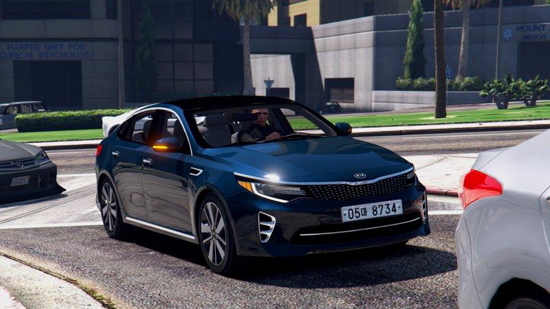 Kia Optima Mods All About Kia
