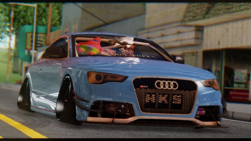 Stanced Audi Rs5 Pictures To Pin On Pinterest Thepinsta