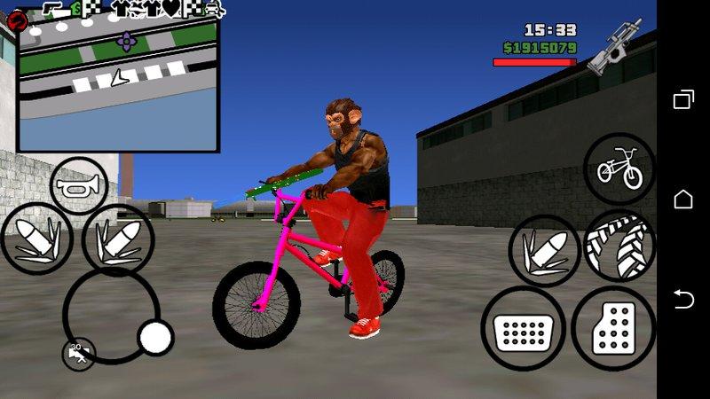 😝 Mod sepeda drag gta sa android dff only | List Mod Drag Bike Dffo
