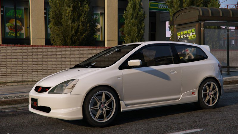 gta 5 2004 honda civic type r ep3 add on rhd mugen. Black Bedroom Furniture Sets. Home Design Ideas