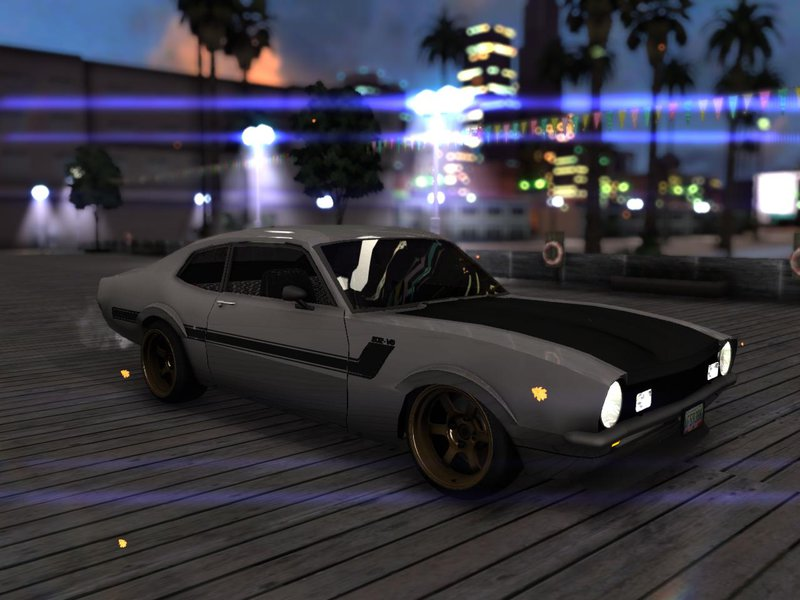 Gta San Andreas Ford Maverick 1977 Mod Gtainside Com