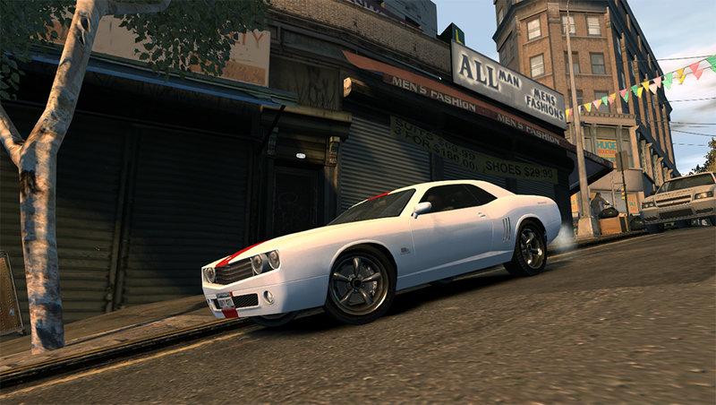 GTA 4 Bravado Gauntlet Updated Mod - GTAinside com