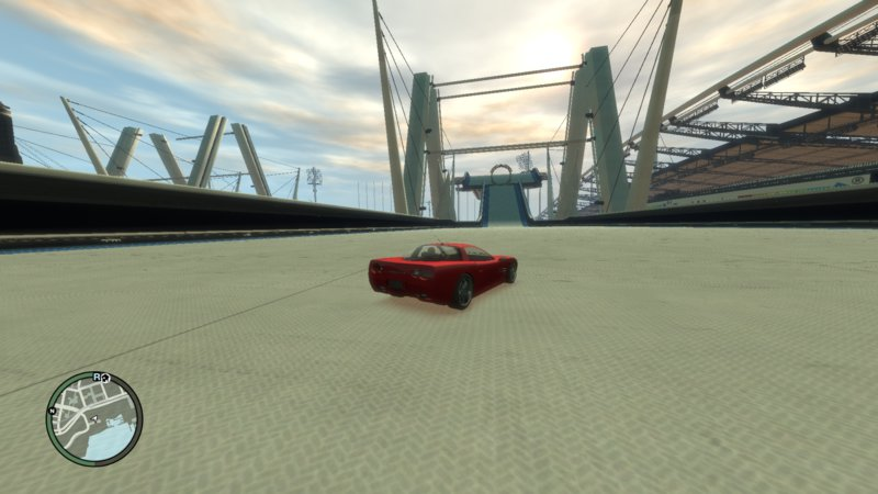 Gta 4 Trackmania Nations Forever A01 Mod