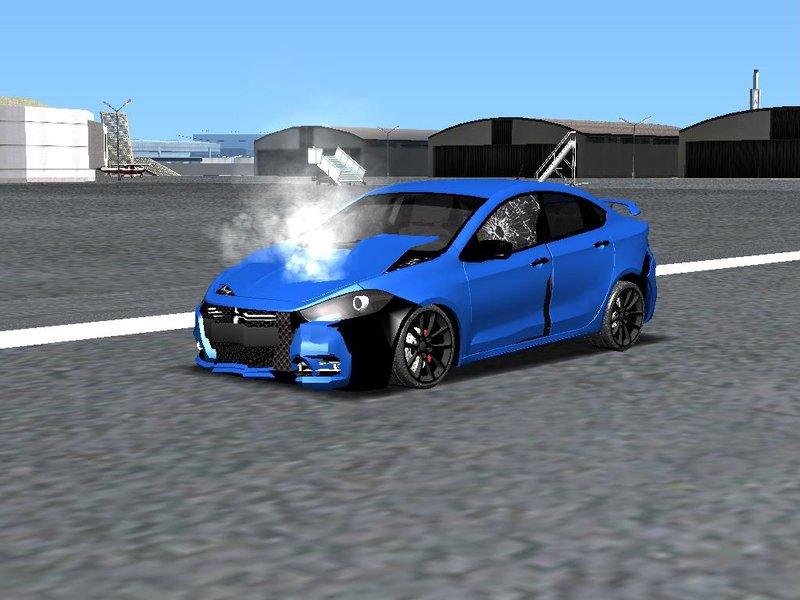 2017 Dodge Dart >> Gta San Andreas Dodge Dart 2017 Mod Gtainside Com